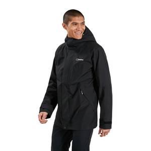 Men's Charn Waterproof Jacket - Black