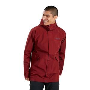 Men's Charn Waterproof Jacket - Red