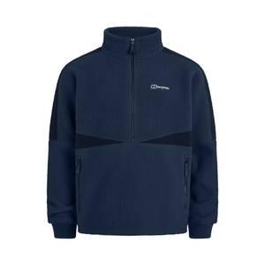 Men's Houlton Half Zip Fleece - Blue