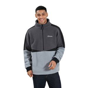 Men's Houlton Half Zip Fleece - Grey