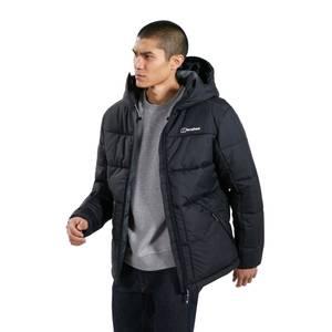 Men's Komatiite Insulated Jacket - Black