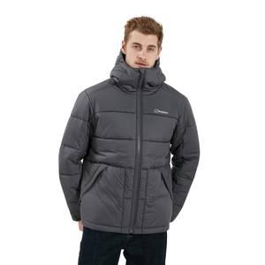 Men's Komatiite Insulated Jacket - Grey