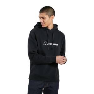 Men's Logo Hoody - Black