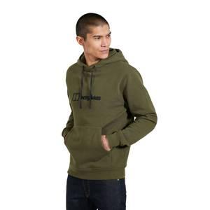 Men's Logo Hoody - Dark Green
