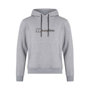 Men's Logo Hoody - Dark Grey