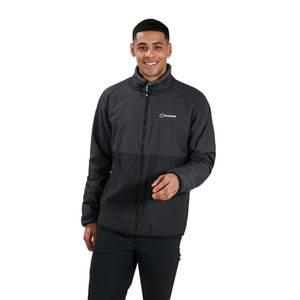 Men's Torrak Reversible Softshell Jacket - Grey / Black