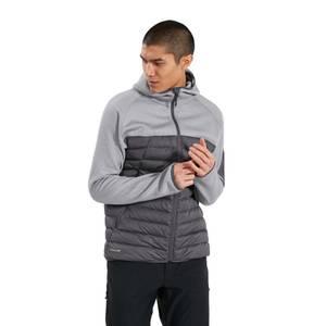 Men's Pravitale Hybrid Insulated Jacket - Grey