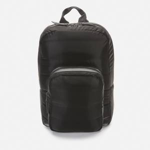 Rains Base Bag Mini Quilted - Velvet Black