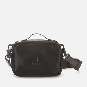Rains Box Bag Micro - Velvet Black