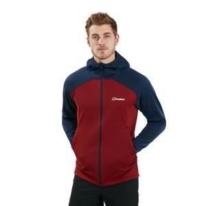 Men's Gyber Fleece Jacket - Blue