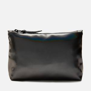 Rains Cosmetic Bag - Holographic Steel