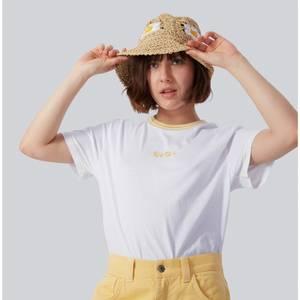 Short Sleeve Boy-Fit T-shirt
