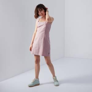 Gingham Mini Dress
