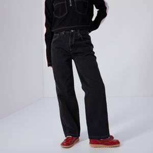 Straight Leg Demin Jeans