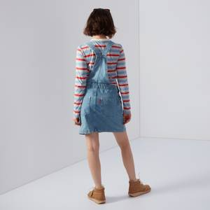 Demin Dugaree Dress