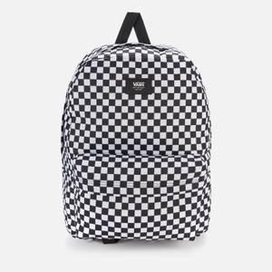 Vans Men's Old Skool Iii Backpack - Black/White Check