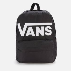 Vans Men's Old Skool Drop V Backpack - Black/White