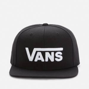 Vans Men's Snapback Cap - Black/White