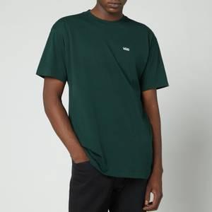 Vans Men's Chest Logo T-Shirt - Scarab