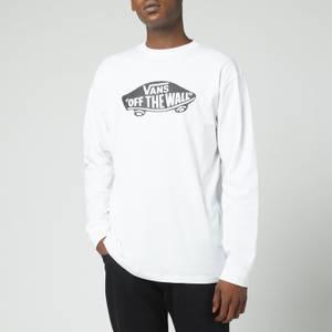 Vans Men's Otw Long Sleeve Top - White/Black
