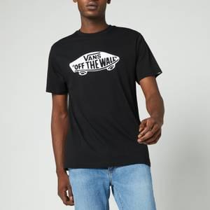 Vans Men's Otw Crewneck T-Shirt - Black/White