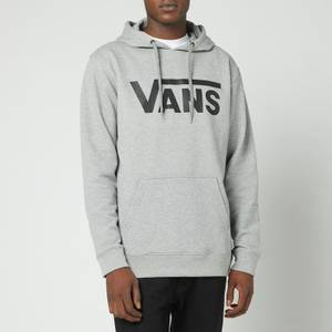 Vans Men's Classic Pullover Hoodie - Cement Heather/Black