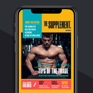 The Supplement: Rebuild Issue