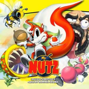 Wayô Records - Mr Nutz (Original Soundtrack) 2xLP (Translucent Orange)