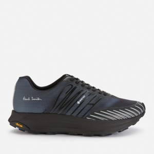 Paul Smith Men's Sierra Running Style Trainers - Black