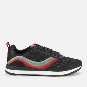Paul Smith Women's Rappid Mesh Running Style Trainers - Black
