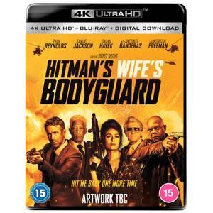 The Hitman's Wife's Bodyguard - 4K Ultra HD (Includes Blu-ray)