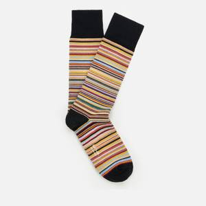 PS Paul Smith Men's Multi Stripe Socks - Multi