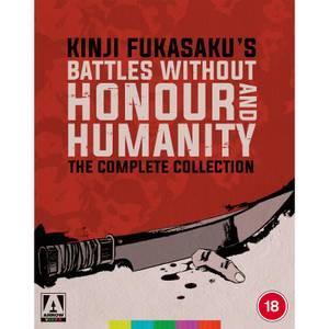Battles Without Honor & Humanity Collection