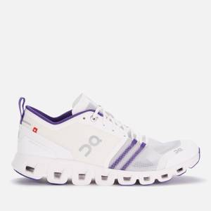 ON Women's Cloud X Shift Running Trainers - Frost/Twilight