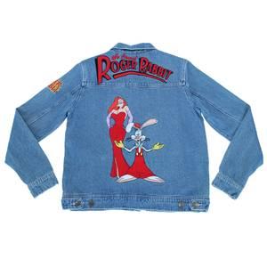 Cakeworthy Roger Rabbit Denim Jacket