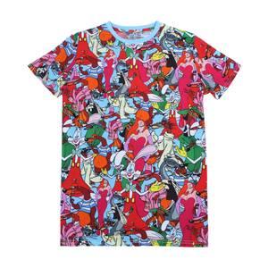 Cakeworthy Roger Rabbit AOP T-Shirt
