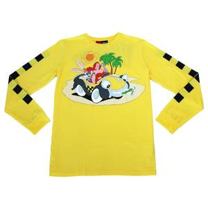 Cakeworthy Roger Rabbit Benny The Cab LS T-Shirt