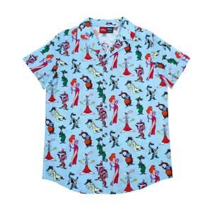 Cakeworthy Roger Rabbit Camp Shirt