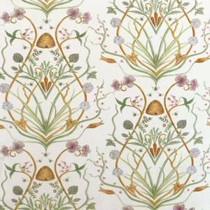 The Chateau by Angel Strawbridge Potagerie Cream Wallpaper