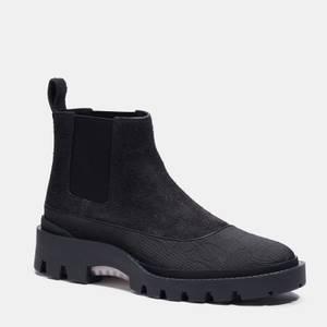 Coach Men's Citysole Chelsea Boots - Black
