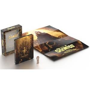 Les Goonies - Steelbook 4K Ultra HD Édition Limitée Titans of Cult (Blu-ray inclus)