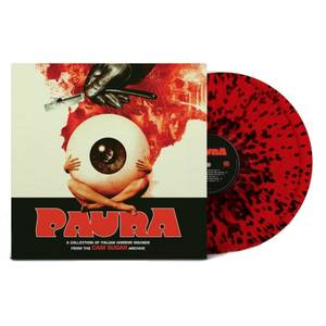 Paura - A Hypnotic Sonic Journey Into The Labyrinth Of Fear 2LP Splatter