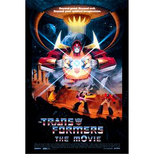 "Transformers 24x36"" Lithograph Print by Matt Ferguson"