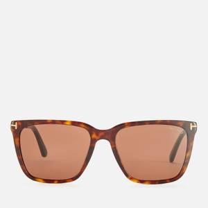 Tom Ford Men's Garret Sunglasses - Brown/Gold
