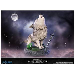 First 4 Figures Dark Souls The Great Grey Wolf Sif 9 Inch PVC Statue