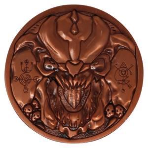 Fanattik Doom Pinky Level Up Collectors Medallion