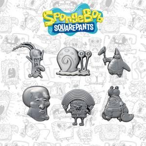 Fanattik SpongeBob SquarePants Limited Edition 6 Pin Set