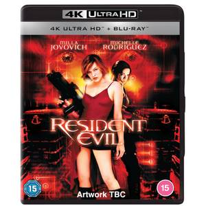Resident Evil - 4K Ultra HD (Includes Blu-ray)