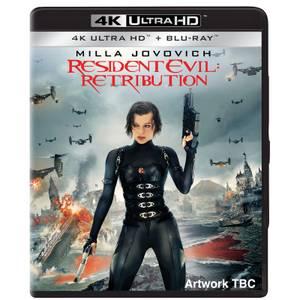 Resident Evil: Retribution - 4K Ultra HD (Includes Blu-ray)