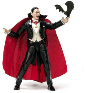 Jada Toys Universal Monsters Dracula 6 Inch Deluxe Collector Action Figure